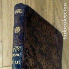 Libros antiguos: AGRICULTURA POPULAR,ABONOS DE LAS TIERRAS Ó SEA LA CIENCIA DE HACER PRODUCTIVOS TODA CLASE.1843. Lote 210664610