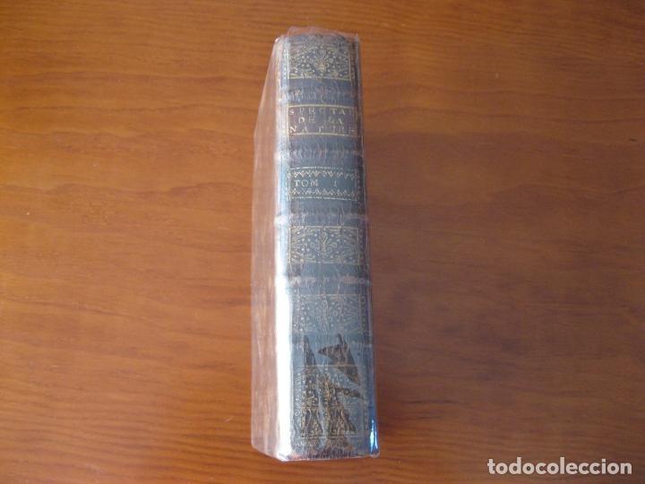 Libros antiguos: Le Spectacle de la Nature, vol. I, 1736. A. Pluche. Numerosos grabados - Foto 3 - 211695023