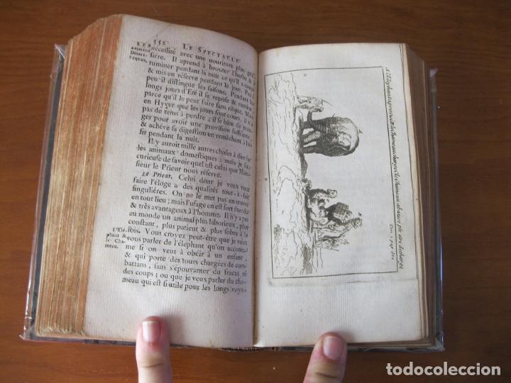 Libros antiguos: Le Spectacle de la Nature, vol. I, 1736. A. Pluche. Numerosos grabados - Foto 22 - 211695023