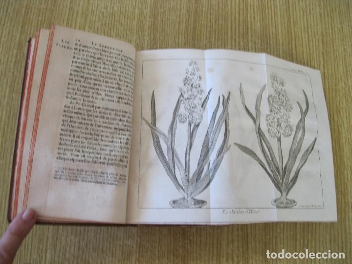 Libros antiguos: Le Spectacle de la Nature, tomo II, 1752. A. Pluche. Grabados - Foto 5 - 212248053