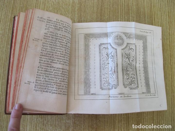 Libros antiguos: Le Spectacle de la Nature, tomo II, 1752. A. Pluche. Grabados - Foto 6 - 212248053