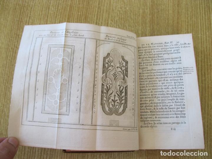 Libros antiguos: Le Spectacle de la Nature, tomo II, 1752. A. Pluche. Grabados - Foto 7 - 212248053