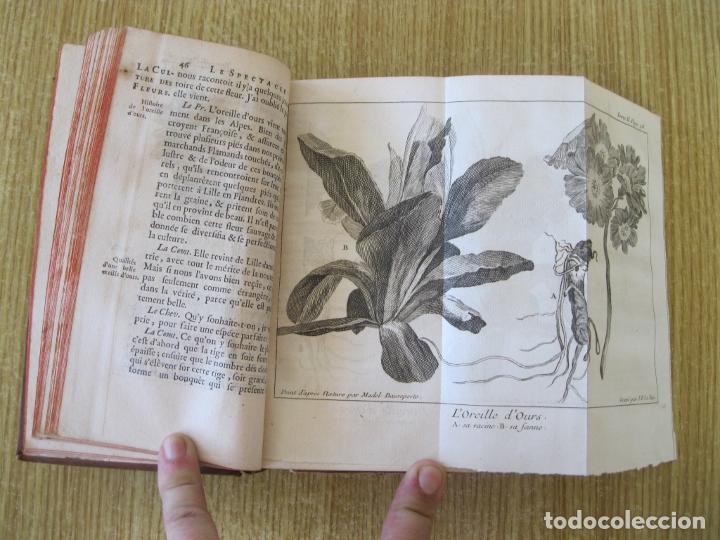 Libros antiguos: Le Spectacle de la Nature, tomo II, 1752. A. Pluche. Grabados - Foto 9 - 212248053