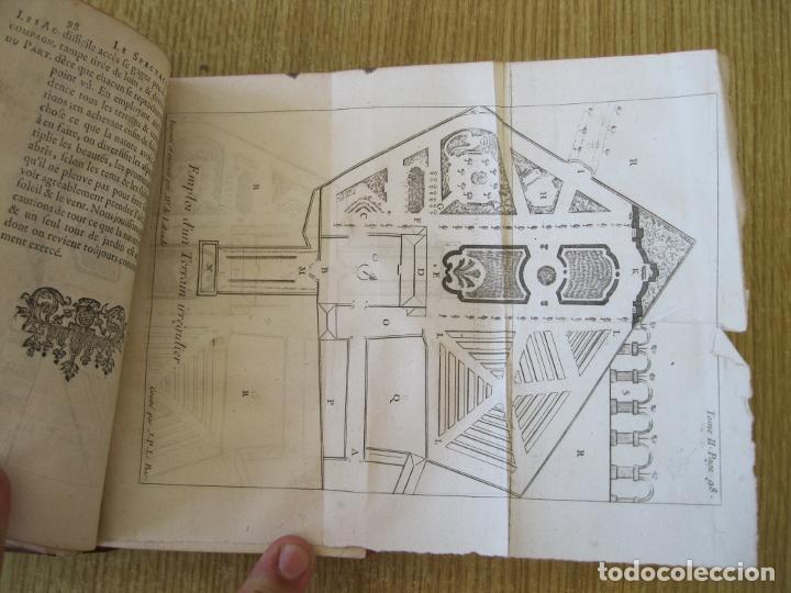 Libros antiguos: Le Spectacle de la Nature, tomo II, 1752. A. Pluche. Grabados - Foto 12 - 212248053