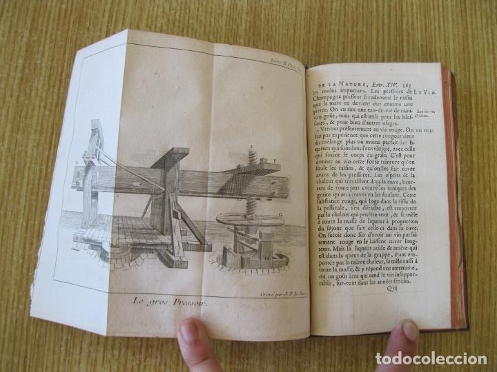 Libros antiguos: Le Spectacle de la Nature, tomo II, 1752. A. Pluche. Grabados - Foto 15 - 212248053