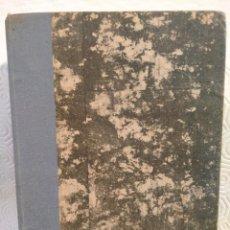 Libros antiguos: APUNTES DE TOPOGRAFIA Y TRANSPORTES. TOMOS I Y II REENCUADERNADOS EN TAPA DURA. EXPLICADOS EN LA ESC. Lote 213415196