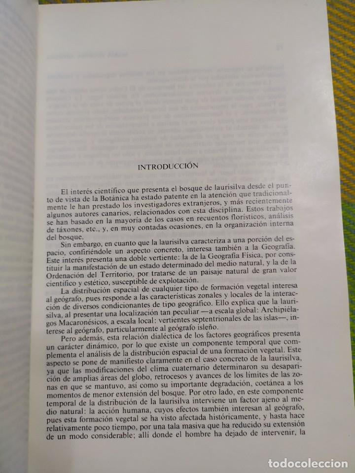 Libros antiguos: Estudio geográfico del Monte de El Cedro. María Eugenia Arozena. - Foto 4 - 213882897