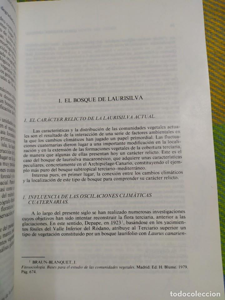 Libros antiguos: Estudio geográfico del Monte de El Cedro. María Eugenia Arozena. - Foto 5 - 213882897