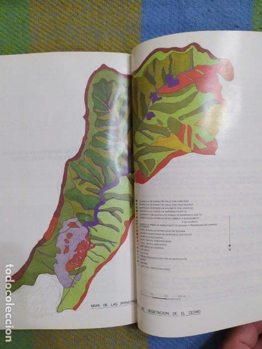 Libros antiguos: Estudio geográfico del Monte de El Cedro. María Eugenia Arozena. - Foto 10 - 213882897