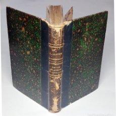 Libros antiguos: ELEVAGE DES ANIMAUX DE BASSE-COUR / ERNEST LEMOINE. PARIS : G. MASSON ÉDITEUR, 1893.. Lote 214484503