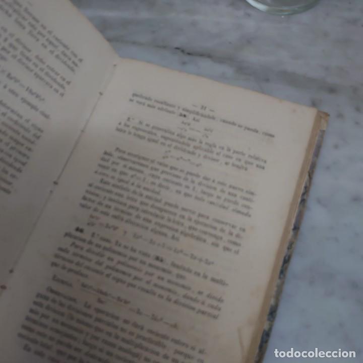 Libros antiguos: Prpm 64 . Elementos de matemáticas por Joaquín maría Fernández y cardin año 1867 - Foto 3 - 214684578