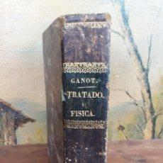 Libros antiguos: TRATADO ELEMENTAL DE FISICA Y DE METEOROLOGIA - A GANOT. Lote 216339282
