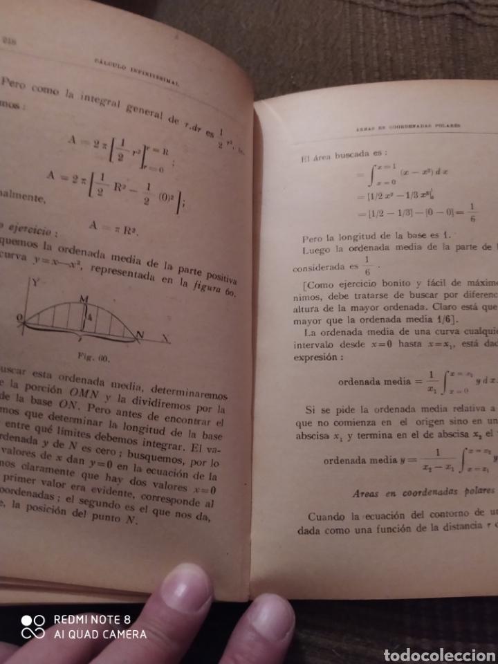 Libros antiguos: CÁLCULO INFINITESIMAL AL ALCANCE DE TODOS. SILVANUS P. THOMPSON, F.R.S. 1932. - Foto 5 - 216613592