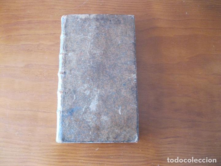 Libros antiguos: Le spectacle de la Nature, 2 volúmenes, 1751. A. Pluche. Dos frontispicios - Foto 3 - 216867763