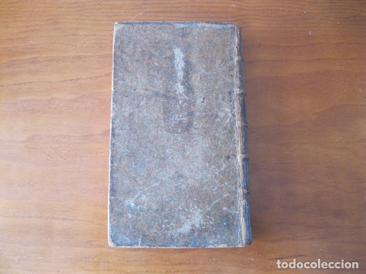 Libros antiguos: Le spectacle de la Nature, 2 volúmenes, 1751. A. Pluche. Dos frontispicios - Foto 5 - 216867763