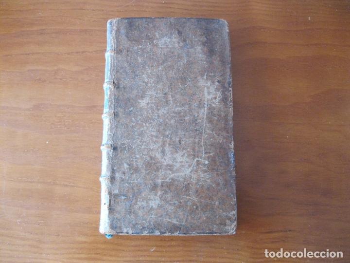 Libros antiguos: Le spectacle de la Nature, 2 volúmenes, 1751. A. Pluche. Dos frontispicios - Foto 9 - 216867763