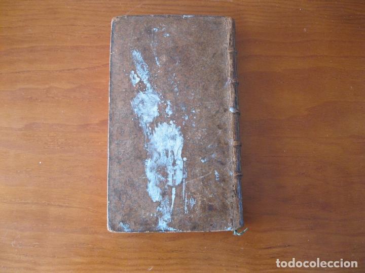 Libros antiguos: Le spectacle de la Nature, 2 volúmenes, 1751. A. Pluche. Dos frontispicios - Foto 11 - 216867763