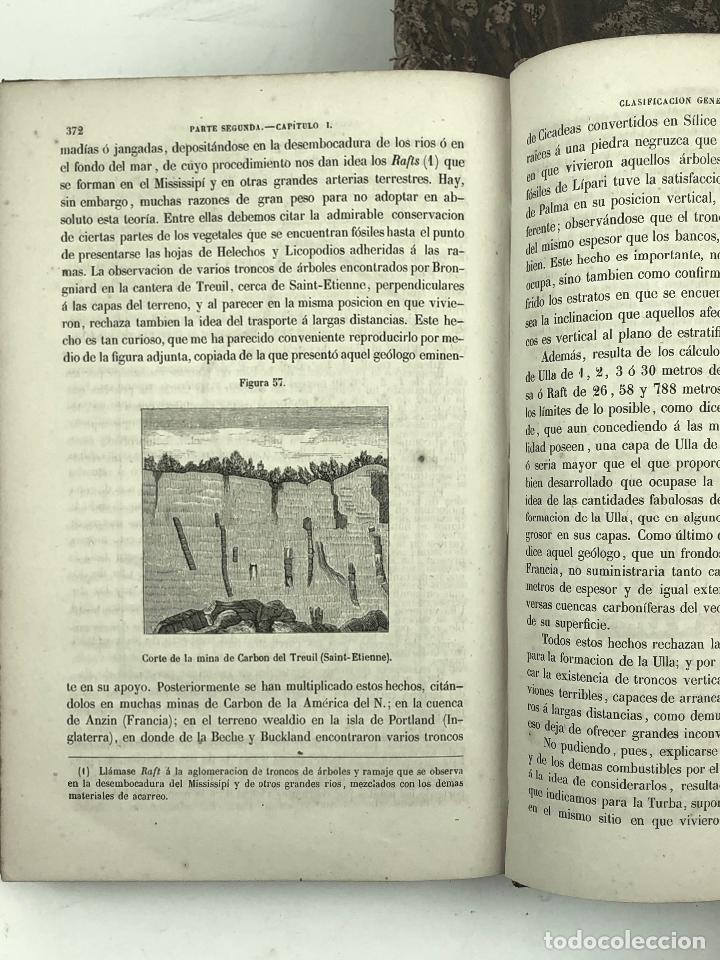 Libros antiguos: MANUAL DE GEOLOGÍA APLICADA A LA AGRICULTURA Y ARTES INDUSTRIALES. JUAN VILANOVA. TOMOS I Y II. 1860 - Foto 4 - 216925637