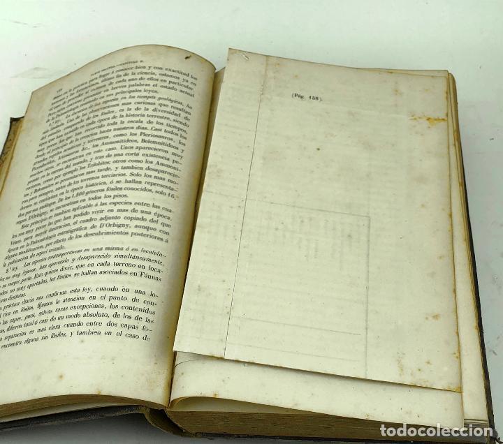 Libros antiguos: MANUAL DE GEOLOGÍA APLICADA A LA AGRICULTURA Y ARTES INDUSTRIALES. JUAN VILANOVA. TOMOS I Y II. 1860 - Foto 5 - 216925637