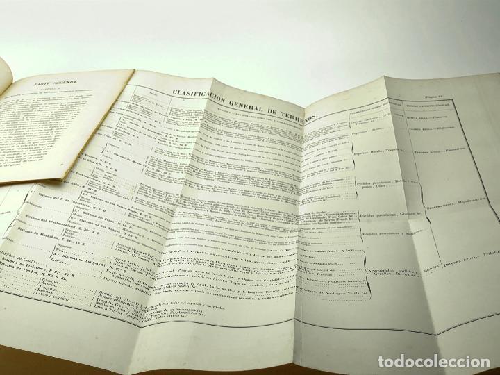 Libros antiguos: MANUAL DE GEOLOGÍA APLICADA A LA AGRICULTURA Y ARTES INDUSTRIALES. JUAN VILANOVA. TOMOS I Y II. 1860 - Foto 6 - 216925637