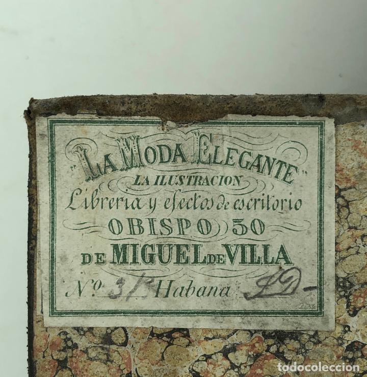 Libros antiguos: MANUAL DE GEOLOGÍA APLICADA A LA AGRICULTURA Y ARTES INDUSTRIALES. JUAN VILANOVA. TOMOS I Y II. 1860 - Foto 7 - 216925637