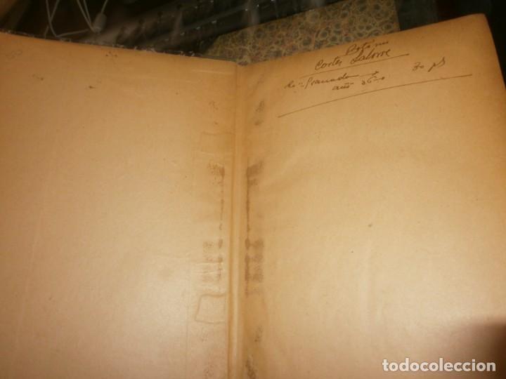 Libros antiguos: Botánica criptogámica y en particular de las especies medicinales de la flora Española 1925 . Rivas - Foto 5 - 219059107