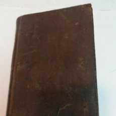 Libros antiguos: COMPENDIO DE LA HISTORIA NATURAL DE BUFFON. TOMO VI S944T. Lote 219640051