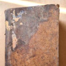 Libros antiguos: TRATADO DE LAS FLORES POR CLAUDIO Y ESTEBAN BOTELOU. IMPRENTA DE VILLALPANDO. 1804. Lote 220060610