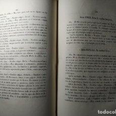 Libros antiguos: CATÁLOGO METÓDICO AVES DE LA PROVINCIA DE MURCIA ANGEL GUIRADO 1859. Lote 220282290
