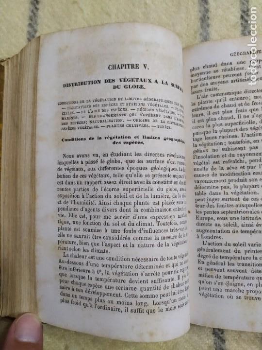 Libros antiguos: 1857. La tierra y el hombre. Geología, geografía y etnología. Maury. - Foto 6 - 220529372
