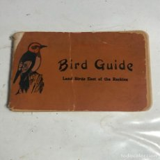 Libros antiguos: BIRD GUIDE BY CHESTER A. REED - AÑO 1915, CASI 200 ILUSTRACIONES. Lote 222458707