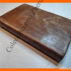 Libros antiguos: CARTAS FISICO-MATEMÁTICAS DE TEODOSIO A EUGENIO - TEODORO DE ALMEIDA (1792). Lote 222479763