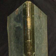 Libros antiguos: GEOMETRÍA DESCRIPTIVA. APLICACIONES A LA CONSTRUCCIÓN DE LAS SOMBRAS. CABANYES. BARCELONA. 1880.. Lote 222447932