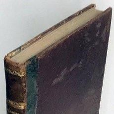 Libros antiguos: VILANOVA Y PIERA, JUAN. MANUAL DE GEOLOGÍA APLICADA. ATLAS. IMPRENTA NACIONAL. 1861. Lote 222876021