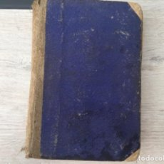 Libros antiguos: ÁLGEBRA Y TRIGONOMETRÍA. IGNACIO SUÁREZ SOMONTE. Lote 222993421