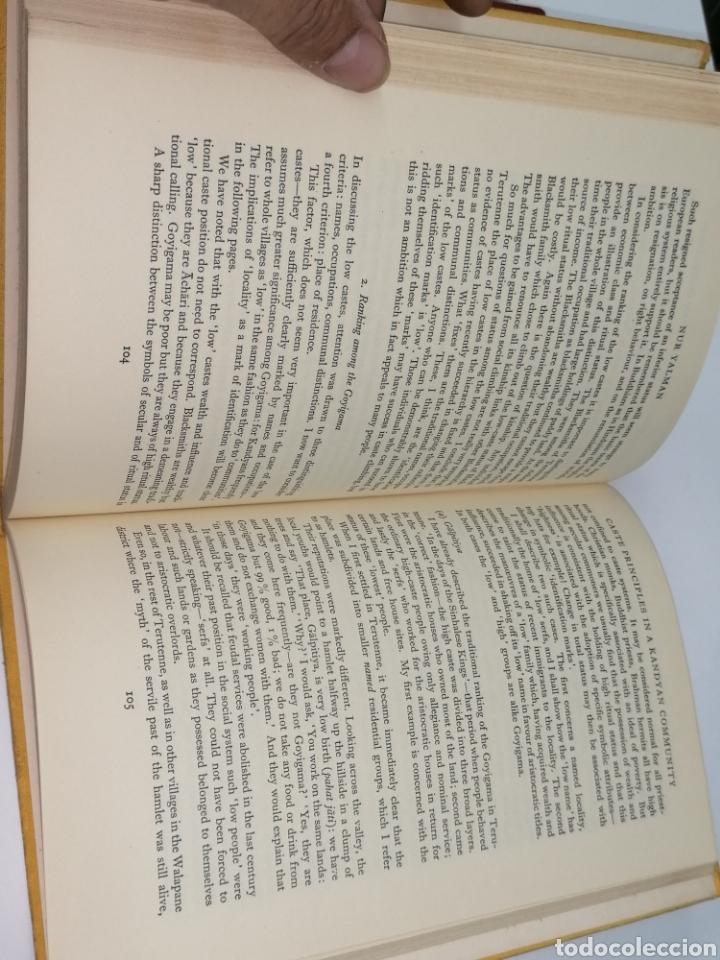 Libros antiguos: Libros Antropologia lote de 3 en inglés - Foto 5 - 224310256