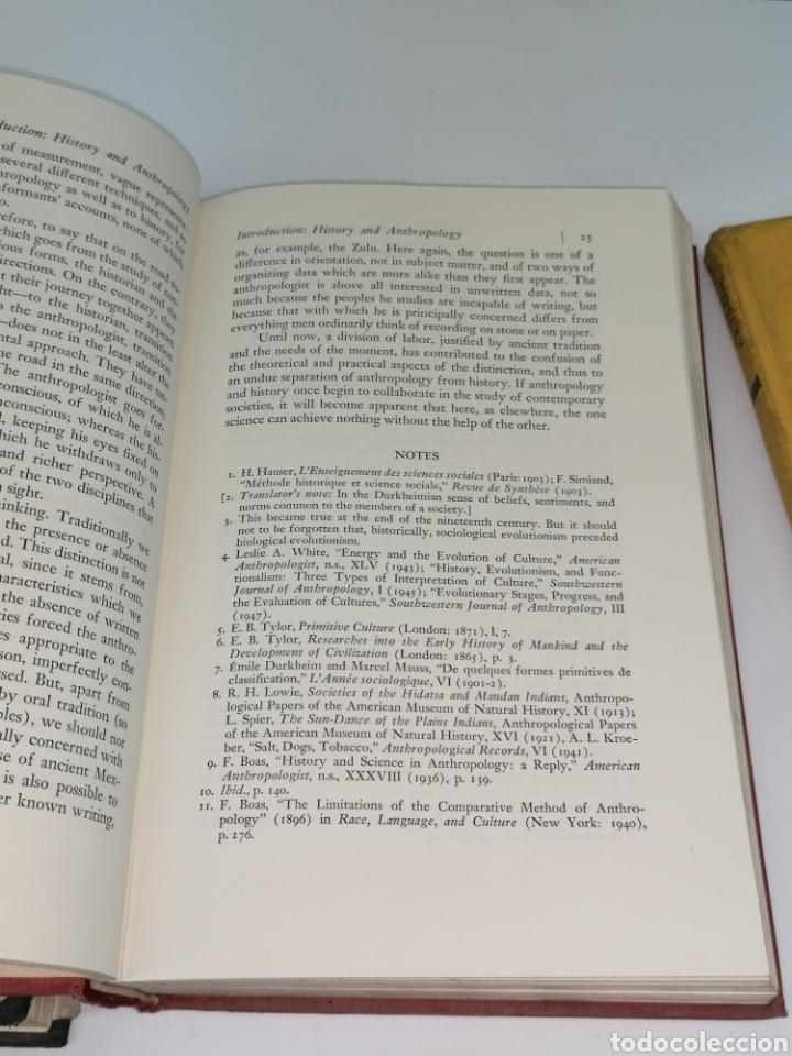 Libros antiguos: Libros Antropologia lote de 3 en inglés - Foto 8 - 224310256