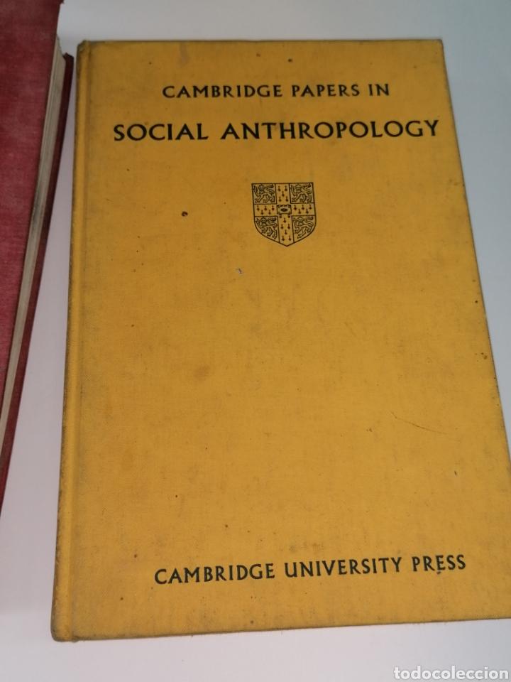 Libros antiguos: Libros Antropologia lote de 3 en inglés - Foto 2 - 224310256