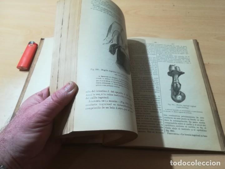 Libros antiguos: DICCIONARIO DE VETERINARIA, CAGNY - GOBERT / TOMO SEGUNDO / ED FELIPE GONZALEZ ROJAS / P+206 - Foto 9 - 225050360