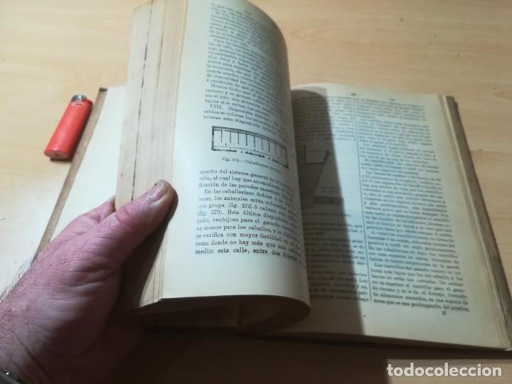 Libros antiguos: DICCIONARIO DE VETERINARIA, CAGNY - GOBERT / TOMO SEGUNDO / ED FELIPE GONZALEZ ROJAS / P+206 - Foto 12 - 225050360