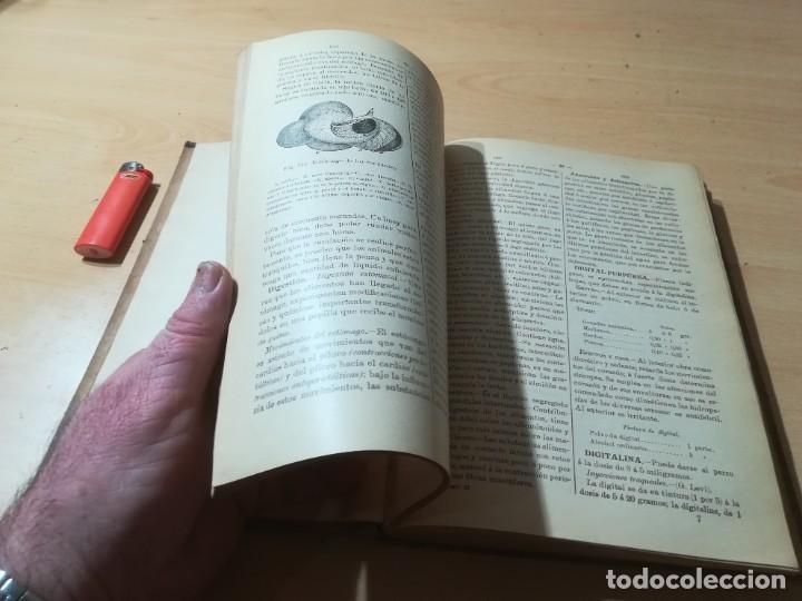 Libros antiguos: DICCIONARIO DE VETERINARIA, CAGNY - GOBERT / TOMO SEGUNDO / ED FELIPE GONZALEZ ROJAS / P+206 - Foto 18 - 225050360