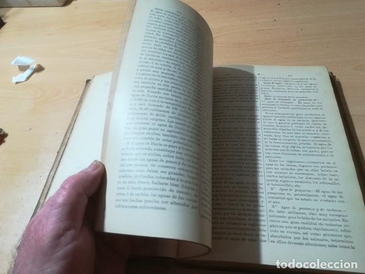 Libros antiguos: DICCIONARIO DE VETERINARIA, CAGNY - GOBERT / TOMO PRIMERO / ED FELIPE GONZALEZ ROJAS / Q306 - Foto 16 - 225052506