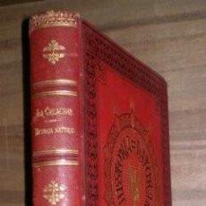 Libros antiguos: JUAN MONTSERRAT Y ARCHS: BOTANICA. 1883 (LA CREACION: HISTORIA NATURAL, DR. A. E. BREHM, TOMO 8). Lote 226000330