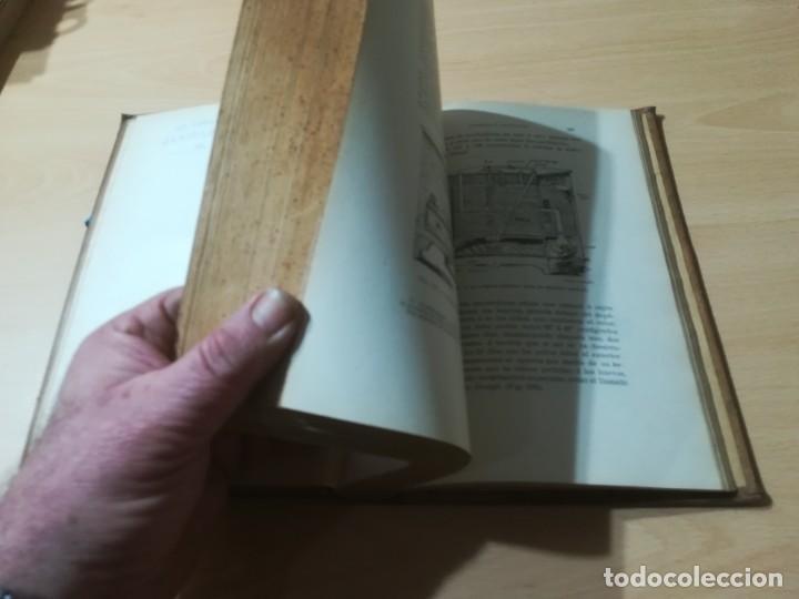 Libros antiguos: ZOOTECNIA - TRATADO DE GANADERIA E INDUSTRIAS RURALES / PEDRO MOYANO / 1907 IMPRENTA HOSPICIO ZARAGO - Foto 9 - 226130925