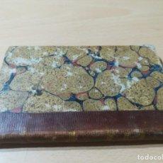 Libros antiguos: OBRAS COMPLETAS DE BUFFON / XLIV HISTORIA DE LAS AVES / 1841 BERGNES Y Cª BARCELONA / AB105. Lote 226612465
