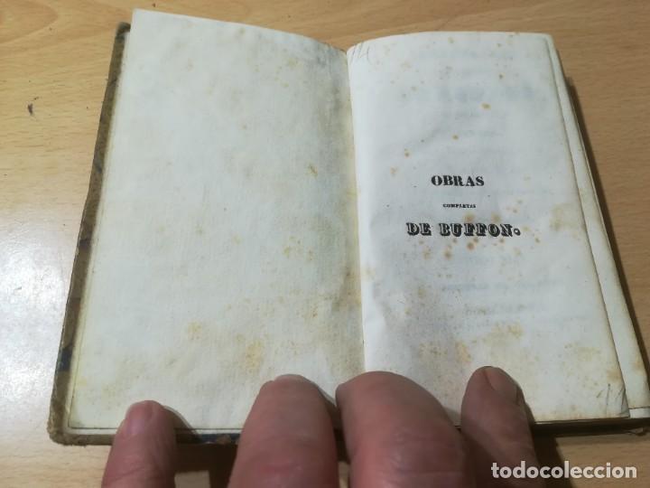 Libros antiguos: OBRAS COMPLETAS DE BUFFON / XLIV HISTORIA DE LAS AVES / 1841 BERGNES Y Cª BARCELONA / AB105 - Foto 3 - 226612465