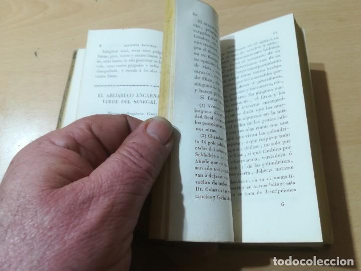 Libros antiguos: OBRAS COMPLETAS DE BUFFON / XLIV HISTORIA DE LAS AVES / 1841 BERGNES Y Cª BARCELONA / AB105 - Foto 12 - 226612465