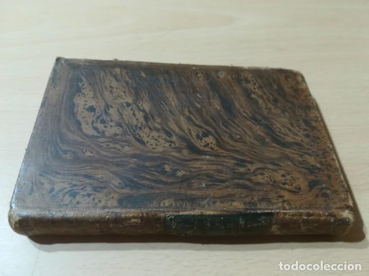OBRAS COMPLETAS DE BUFFON / V HISTORIA DEL HOMBRE / 1834 BERGNES Y Cª BARCELONA / AB105 (Libros Antiguos, Raros y Curiosos - Ciencias, Manuales y Oficios - Biología y Botánica)