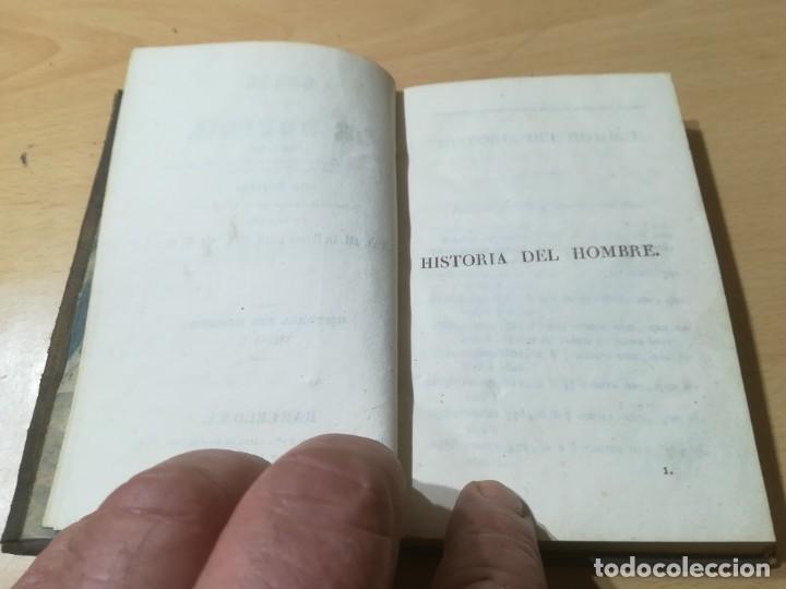 Libros antiguos: OBRAS COMPLETAS DE BUFFON / V HISTORIA DEL HOMBRE / 1834 BERGNES Y Cª BARCELONA / AB105 - Foto 7 - 226612770