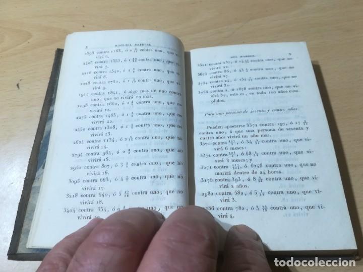 Libros antiguos: OBRAS COMPLETAS DE BUFFON / V HISTORIA DEL HOMBRE / 1834 BERGNES Y Cª BARCELONA / AB105 - Foto 8 - 226612770